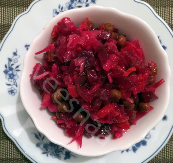 vinegret-s-kvashenoj-kapustoj-recept-2