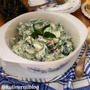 ogurcy-s-mjatoj-salat-1